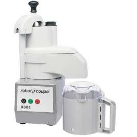 Combiné cutter coupe-légumes Robot Coupe R301