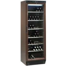 Cave à vin +2/+10°C  pour 118 bouteilles