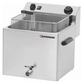 Friteuse électrique professionnelle 10 litres à poser