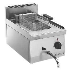 Friteuse Giorik électrique 10 litres à poser