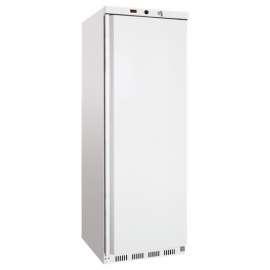 Armoire réfrigérée 400 litres laqué blanc