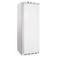 Armoire froide négative 400 litres laqué blanc