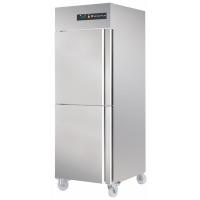 Armoire réfrigérée positive GN 2/1 inox 700 litres 2 portillons