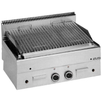 MBM GPL86 charcoal viande grand modèle