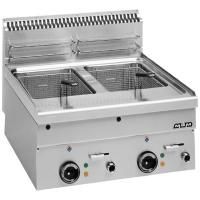 Friteuse électrique MBM 2x8 litres