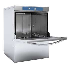 Lave vaisselle panier 50 x 50 passage 38 cm pompe de vidange
