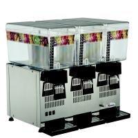 Santos 34-3, distributeur réfrigéré 3 bacs 12 litres