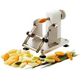 LT machine à tourner les légumes inox Tellier