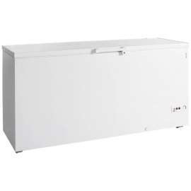 YFR505 couvercle blanc 500 litres -12/-24°C