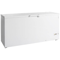 YFR605 couvercle blanc 600 litres  -12/-24°C