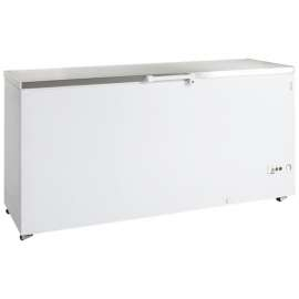 YFR405S couvercle inox 400 litres -12/-24°C