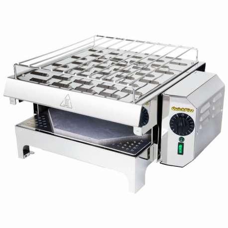 Quickpizz, mini four à pizzas professionnel - Matériels de cuisson CHR