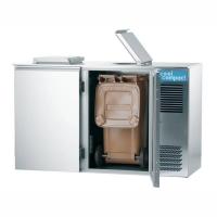 Réfrigérateur de Déchets Solides 2 x 120 L