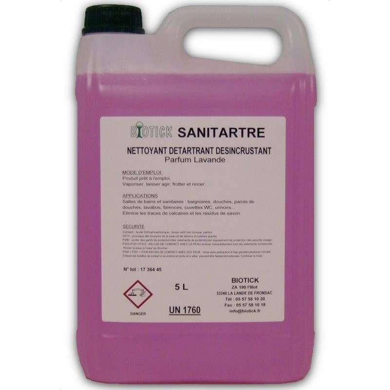 Nettoyant d tartrant professionnel produits de lavage for Produit nettoyage cuisine professionnel