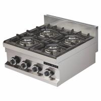 Réchaud gaz 4 feux gamme SMART 600