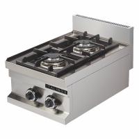 Réchaud gaz 2 bruleurs gamme SMART 600