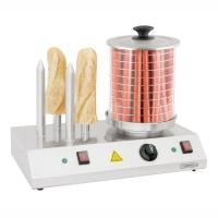 Appareil à Hot-Dog électrique Casselin 4 plots