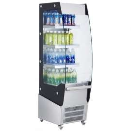 Vitrine à boissons SIMON pour canettes et bouteilles|220 L