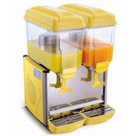 Distributeur de boissons fraîches 2 x 12 L jaune COROLLA 2G