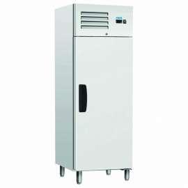 GN600TNB 1 porte 537L froid ventilé acier laqué blanc