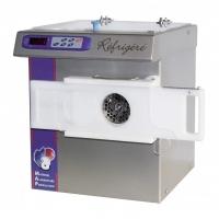 Hachoir réfrigéré Artic-light 350 Kg / h mono avec portionneur
