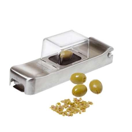 Alligator inox ustensiles cuisine - Coupe legumes alligator avec reservoir ...
