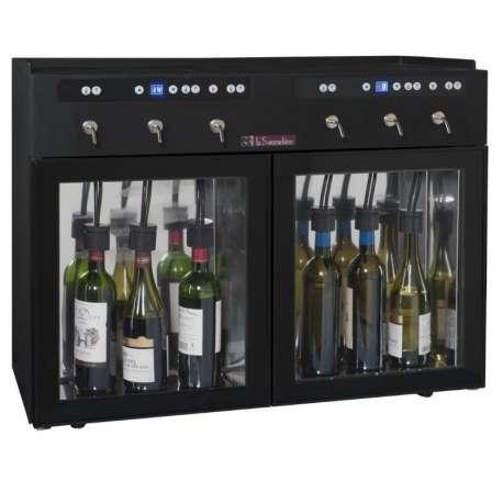 Cave de service vin au verre