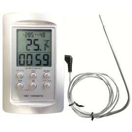 Thermomètre pour four de -50 à +300°C