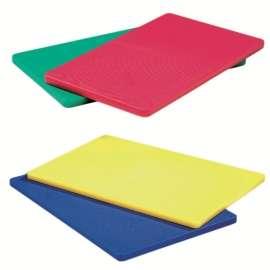 Planche à découper couleur en polyéthylène 2 cm