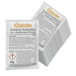 Détartrant machine à café Bartscher, 30 pièces