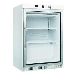 Armoire réfrigérée négative porte vitrée -18 -22 °C