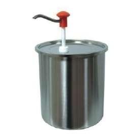 Distributeur de sauce professionnel 10 litres