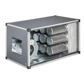Caisson à charbon actif 9 cylindres VR 8/9T