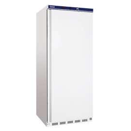 Armoire froide négative 600 litres laqué blanc