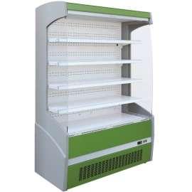Vitrine réfrigérée froid ventilé série DELTA