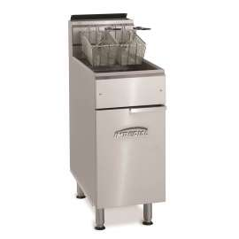 Friteuses gaz haut rendement 20 kg/h