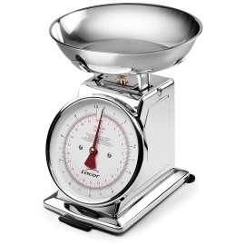 Balance Lacor mécanique à plateau creux 10 kilos
