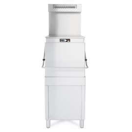 Lave-vaisselle à capot top 1200 avec récupérateur de buée et pompe