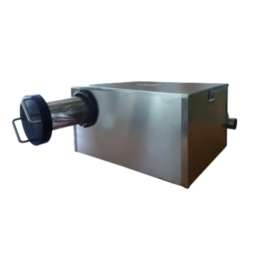 Séparateur de graisse manuel Grease Guardian 1L/sec